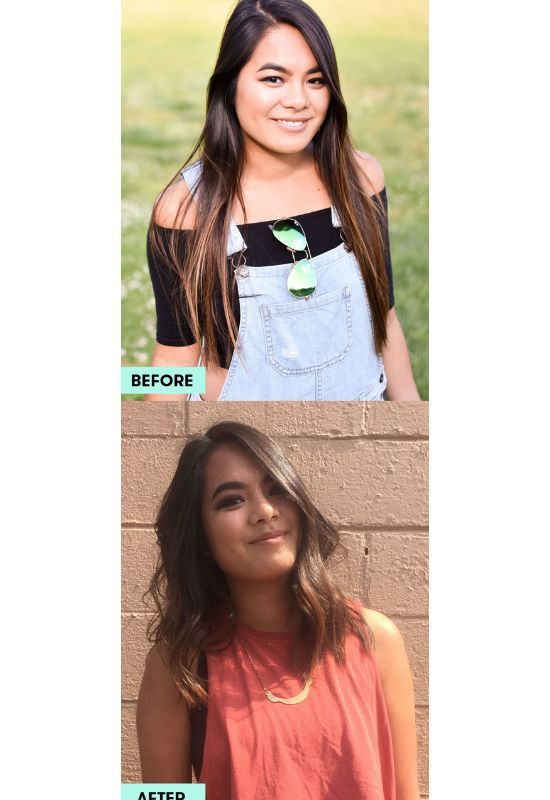 Te dziewczyny zdecydował się na cięcie włosów. To była ich najlepsza decyzja!