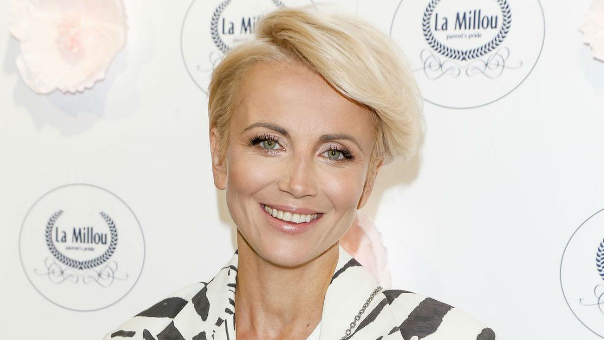Katarzyna Zielińska powróciła do starej fryzury sprzed kilku lat