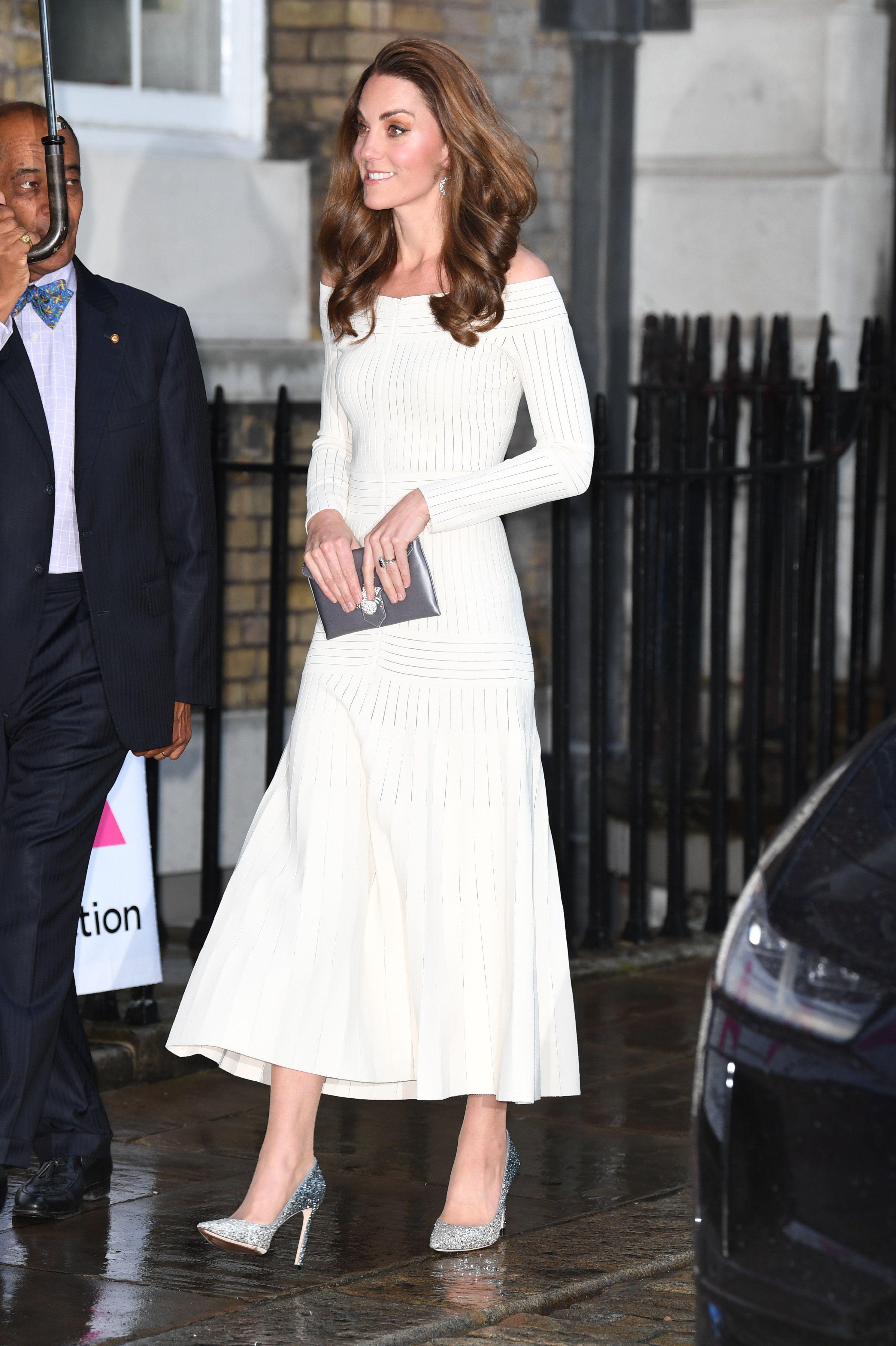 Odmieniona Kate Middleton. W tym kolorze wygląda promiennie