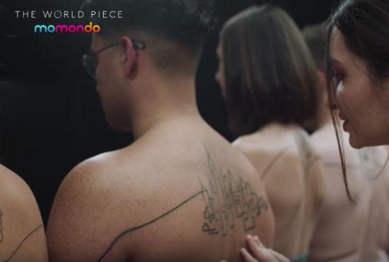Ten Wyjątkowy Tatuaż łączy Ze Sobą Aż 61 Nieznajomych W