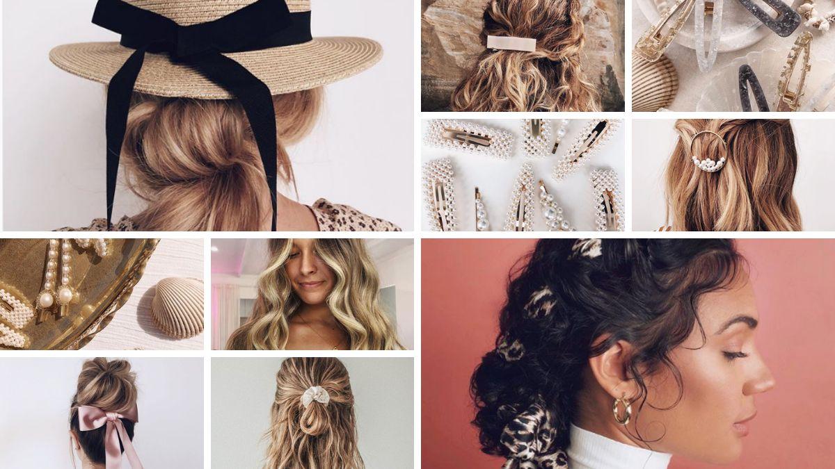 Proste sposoby na stylizację włosów w upalne dni