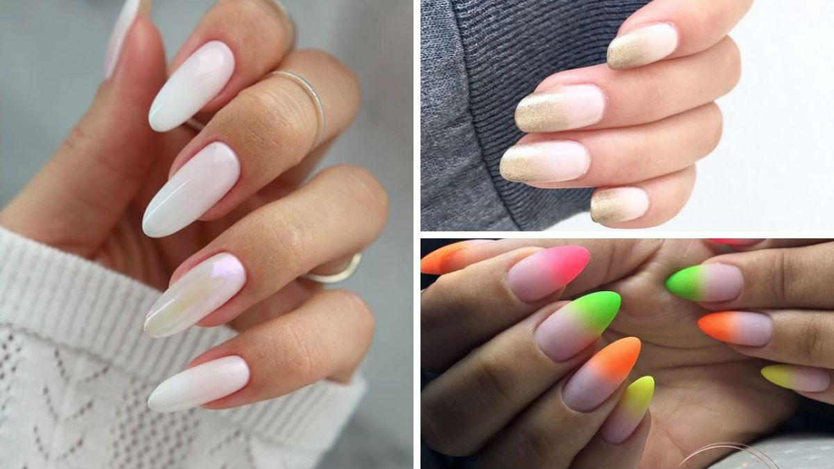 Powraca kolejny trend stylizacji paznokci! Ombre nails znów w modzie