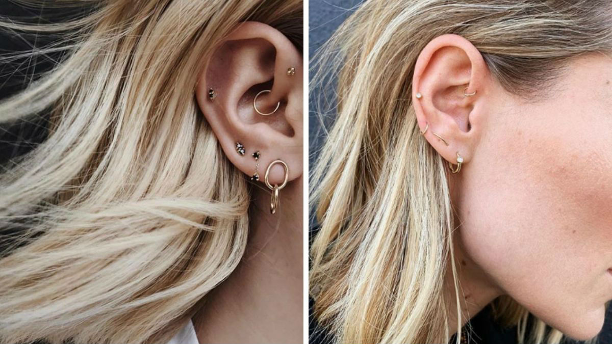 Przekłute uszy – tego lata znów zwracamy uwagę na kolczyki!