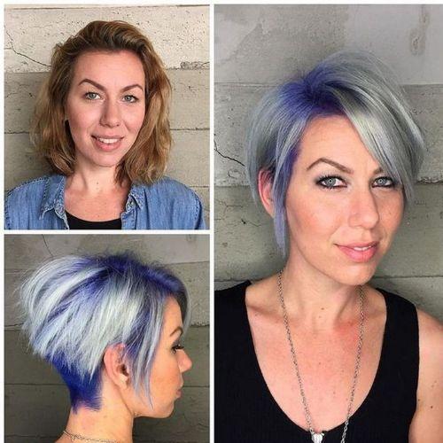 Poprosiły fryzjera o radykalną metamorfozę. Ryzyko było spore, ale się opłaciło