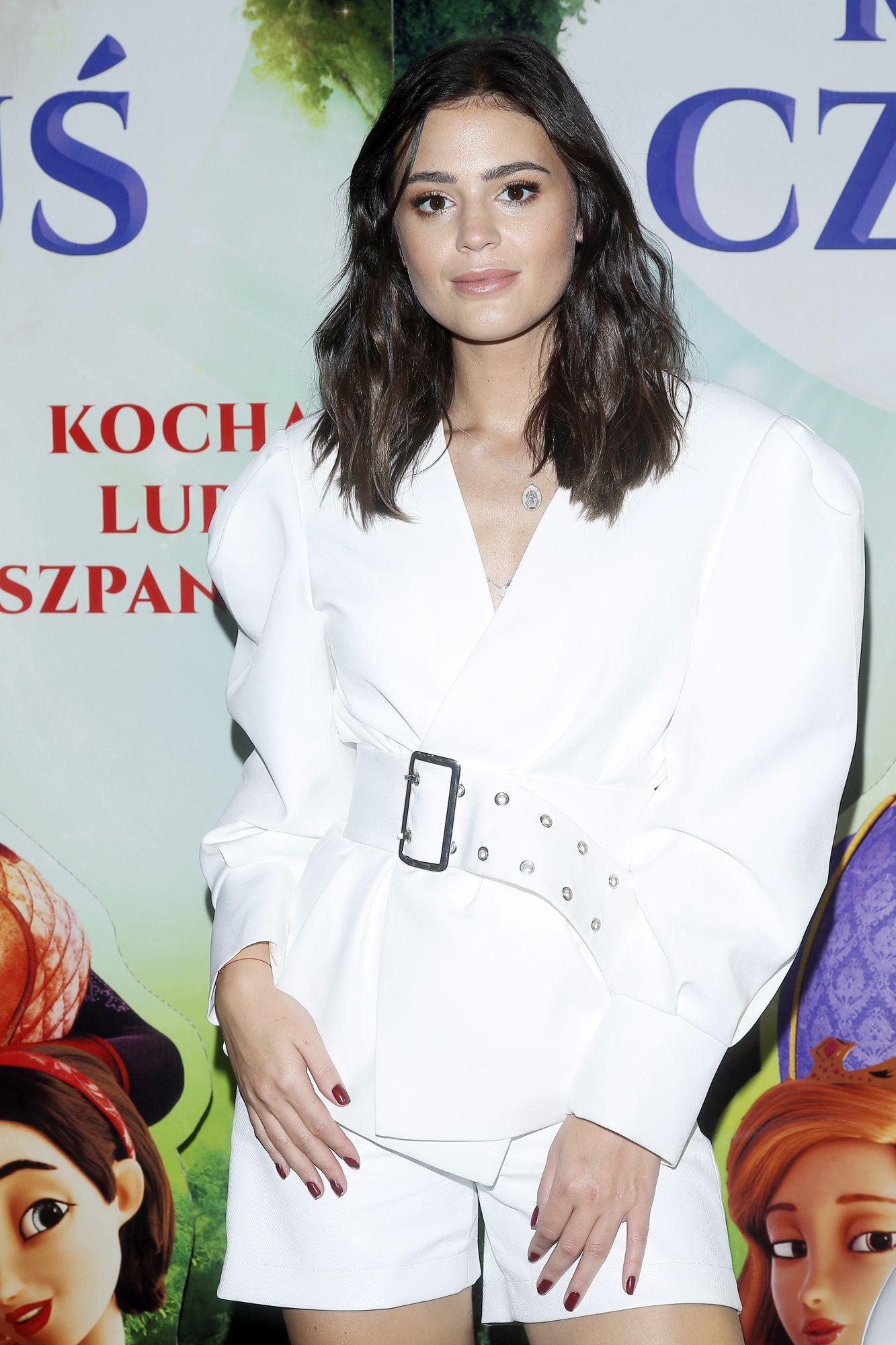 """Honorata Skarbek w krótkich włosach. Fani: """"Niczym Kim Kardashian"""""""