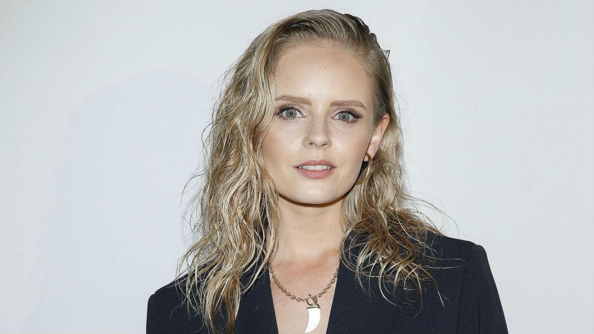 Olga Kalicka zmieniła kolor włosów na przepiękny pudrowy róż