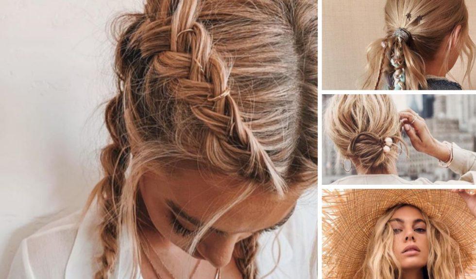 Najpiękniejsze Wakacyjne Fryzury Dla Blondynek Zeberka