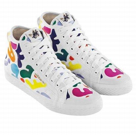 Совместную коллекцию от Adidas и Fafi уже давно ждут как поклонники...