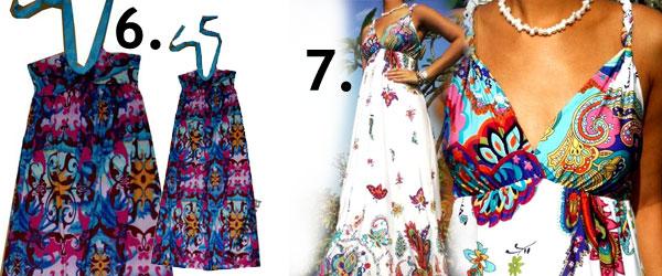 e3c2ca3c39 Długa sukienka z podkreślającym biust dekoltem. Rozmiar S M.