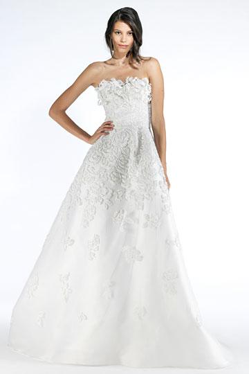 Suknie ślubne Oscar de la Renta