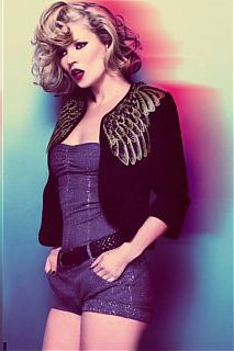 Kate Moss w kampanii dla Topshopu