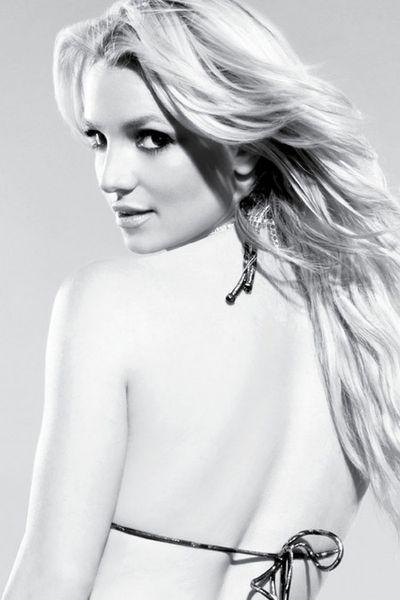 Britney Spears w bikini dla Candies