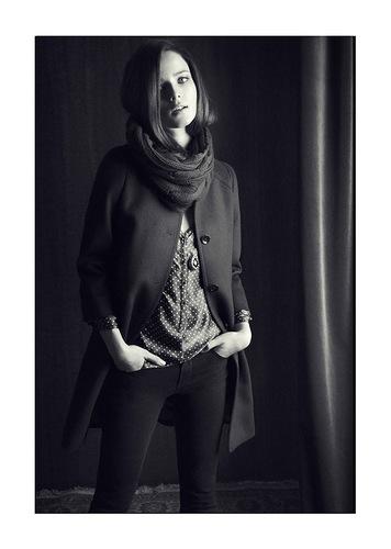 Massimo Dutti December 2011 Lookbook