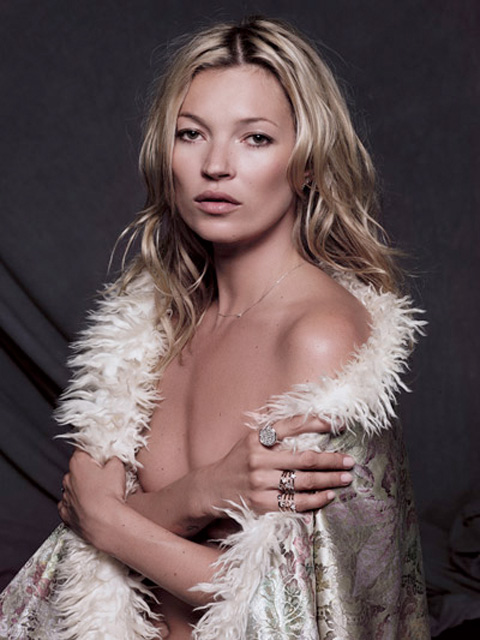 Kate Moss dla Fred