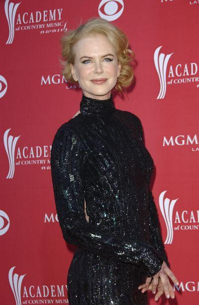 Nicole Kidman pokazała plecy