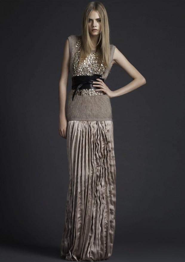 Burberry Eveningwear AW 2011