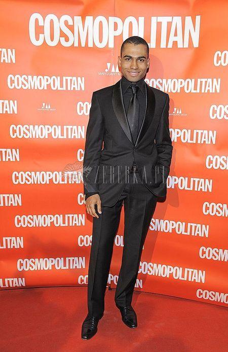 Panowie na imprezie magazynu Cosmopolitan