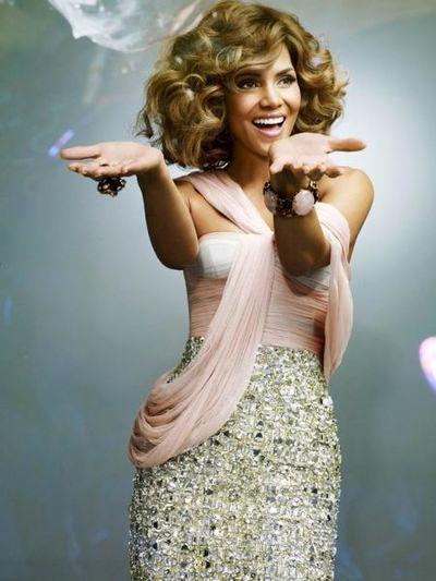 Halle Berry na diecie