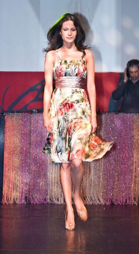 Pokaz mody Francoise