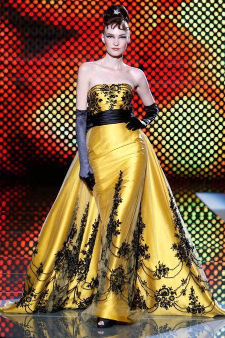 Beyonce w suknie Zuhair Murad