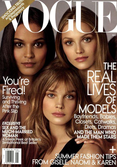 Jagodzińska wyróżniona przez Vogue