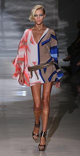 Kayah w sukienkach Gucci