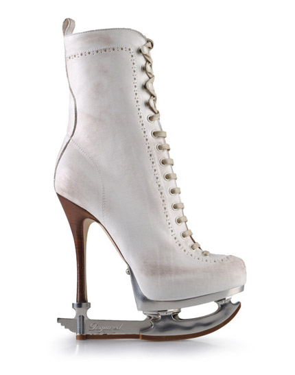 DSquared Ice Skates