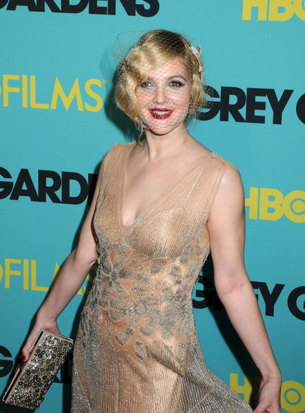 Drew Barrymore bardzo glamour