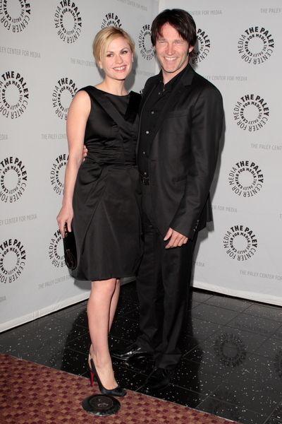 Anna Paguin i Stephen Moyer po wampirzemu