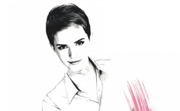 Emma Watson dla Lancome