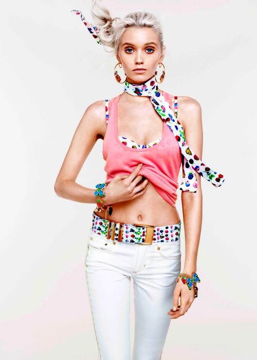 Abbey Lee Kershaw dla H&M