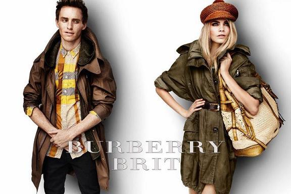 Burberry SS 2012