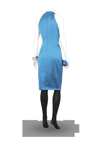 Eva Longoria w sukni Karen Millen
