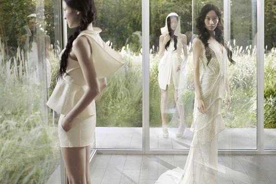 Vera Wang SS 2012