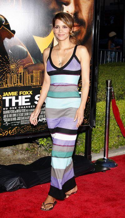 Nowa fryzura Halle Berry