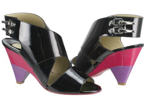 Agnieszka Szulim w sandałkach Chloe