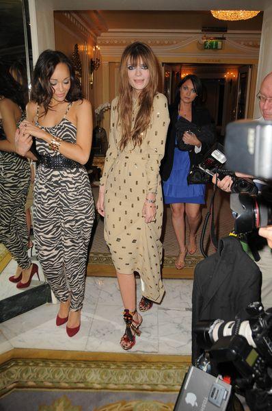 Misha Barton drugą Lindsay Lohan