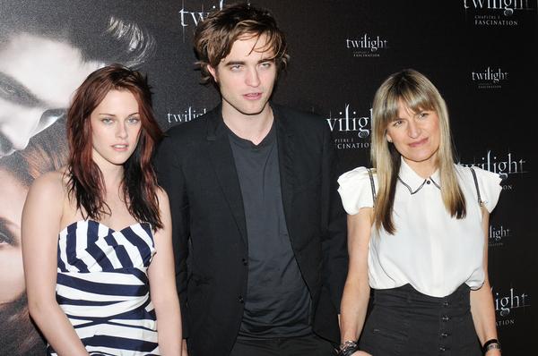 Kirsten Steward i Robert Pattinson w Paryżu