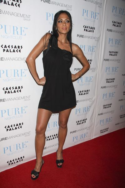 Mała czarna Nicole Scherzinger