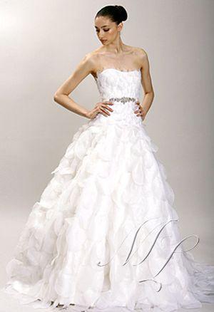Suknia ślubna Heidi Montag