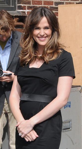 Elegancka Jennifer Garner