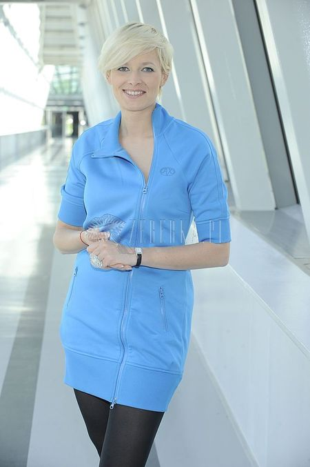 Odeta Moro-Figurska na sportowo