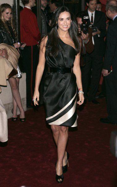 Demi Moore: chodząca perfekcja