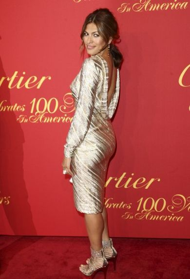 Eva Mendes w blasku