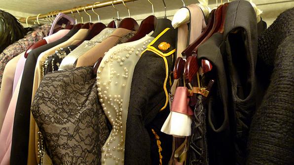 Garderoba Anny Dello Russo