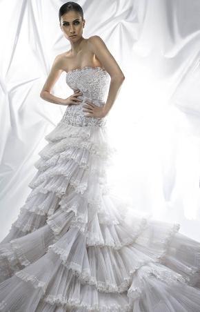 Suknie ślubne od Zuhair Murad