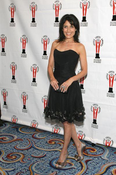 Klasyczna Lisa Edelstein