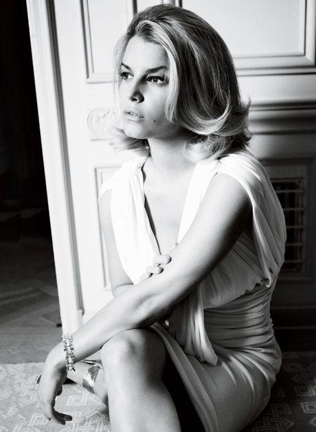 Znowu szczupła Jessica Simpson dla Vanity Fair
