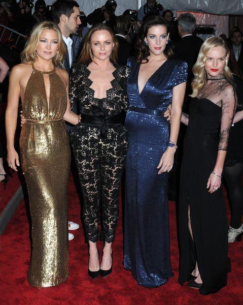 Kate Bosworth zachwyciła w projekcie McCarteny