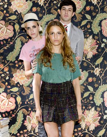 Ronsonowie w Harper's Bazaar